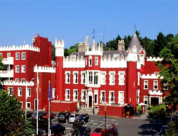 Fitzpatrick Castle Ireland Hotel Is The Epitome Of Elegance And Charm South Dublin Coast It S Only Irish