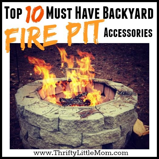 Top 10 Must Have Backyard Fire Pit Accessories Fire Pit Fire Pit Backyard Backyard Fire