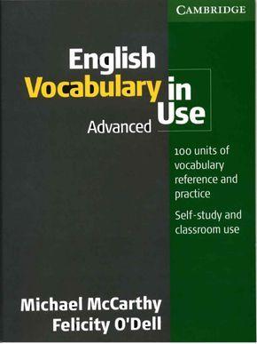 English Vocabulary In Use Advanced With Answers Libro Ingles Libros De Gramatica Inglesa Libros En Ingles Pdf
