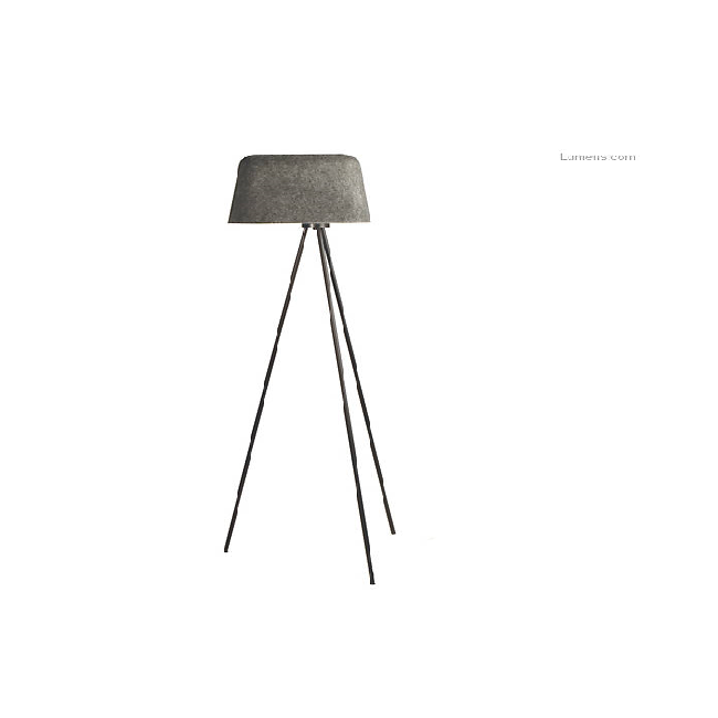 It Doesn T Get Any Better Than This Felt Shade Floor Http Www Sustainthefuture Us Products Felt Shade Floor Lamp By Tom Dix Floor Lamp Lamp Flooring