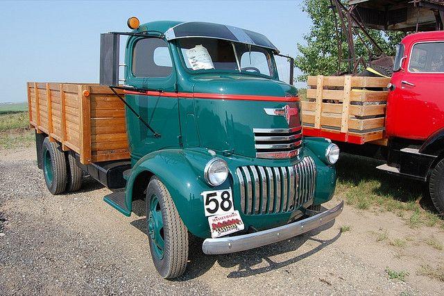 1941 Chevrolet COE farm truck | by Grumman RV