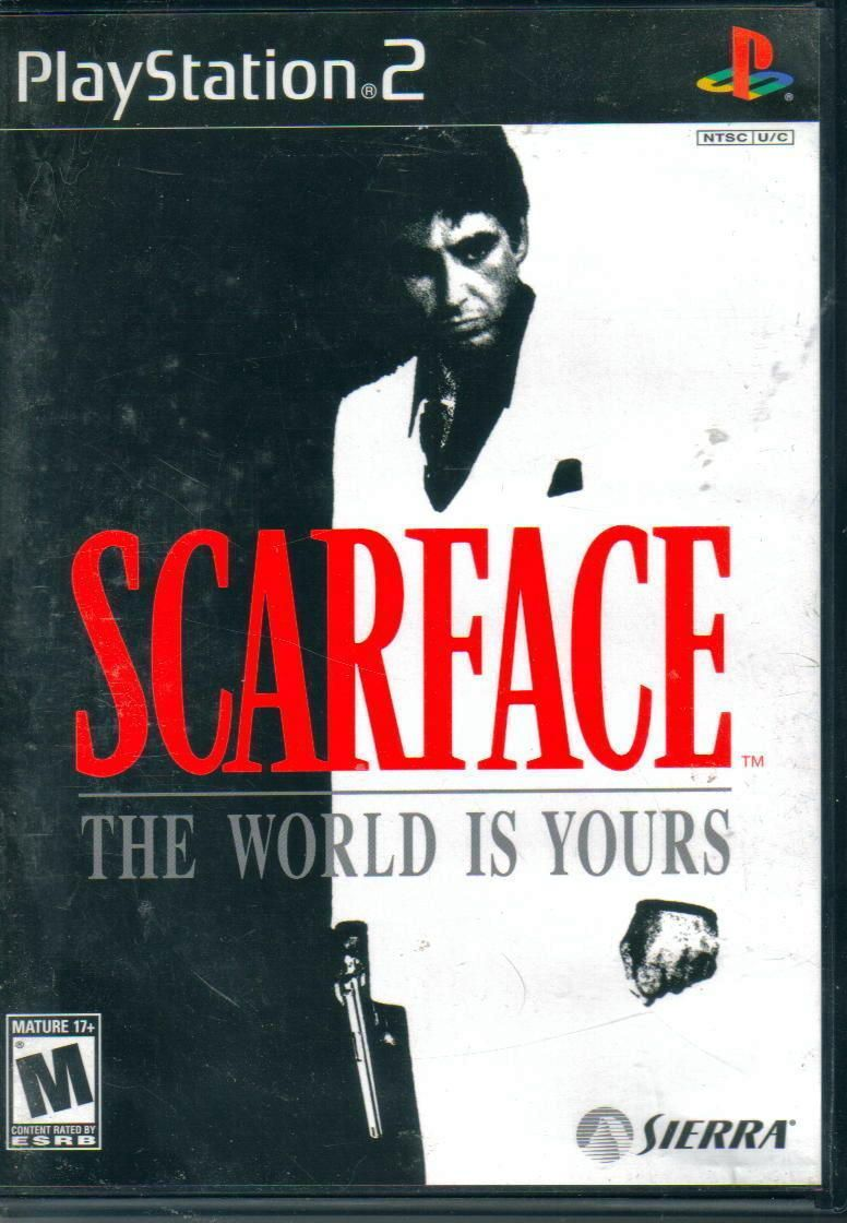 Scarface The World Is Yours Hours Spent On This Game And It Has