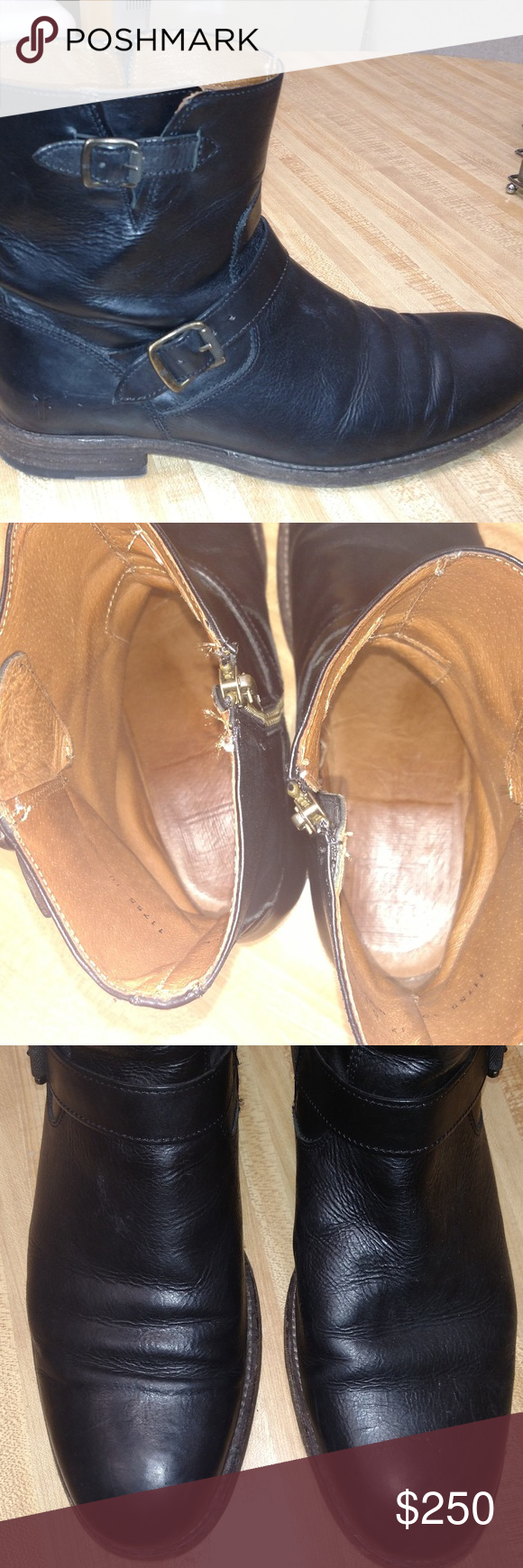 Jacob Frye Boots