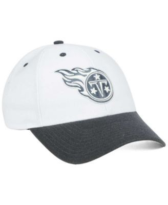 brand new a2260 53813 ... switzerland 47 brand tennessee titans audible 2 tone mvp cap white  adjustable. b518f ff90b