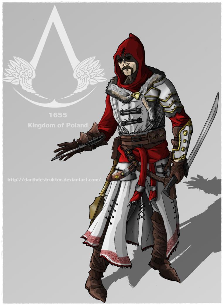 Assassin S Creed Poland By Darthdestruktor On Deviantart