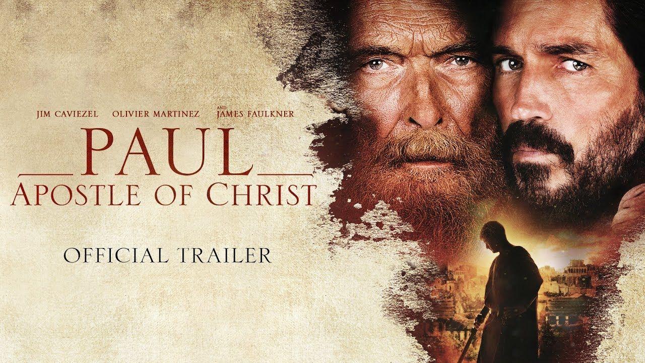 Paulo Apostolo De Cristo Trailer Legendado E Sinopse Do Filme