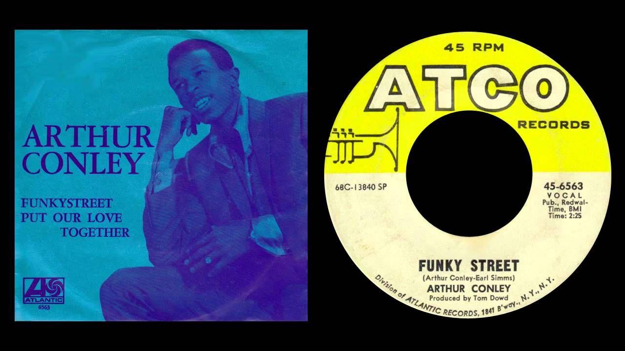 Arthur Conley - Funky Street