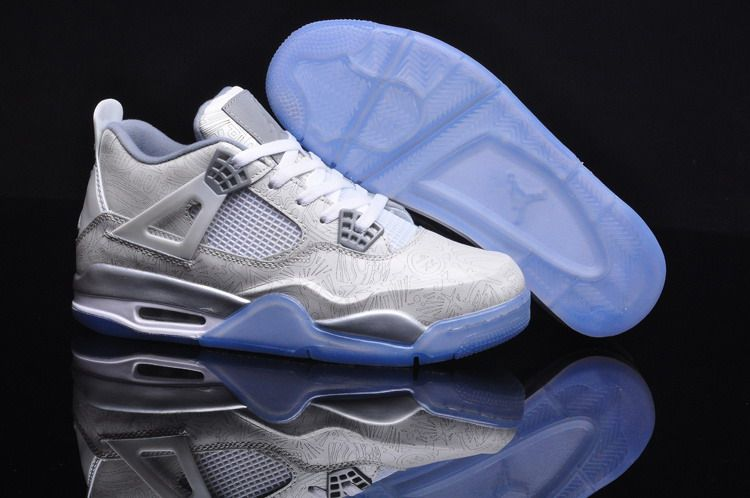 da92b95ed6d0b Cheap Air Jordan 4 Laser