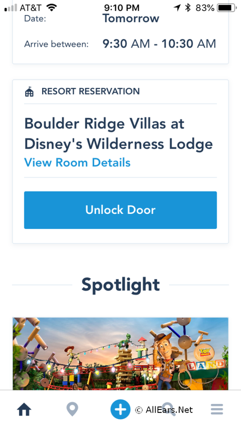 UPDATE Digital Key Now Available at ALL Walt Disney World