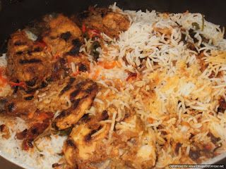 Recipe Tandoori chicken biryani | Recipes and tipps
