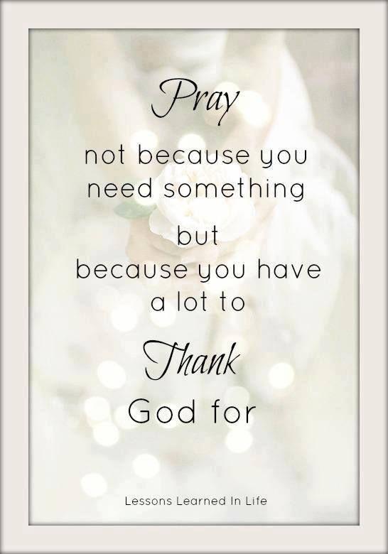 Prayer Monday   November 4, 2013