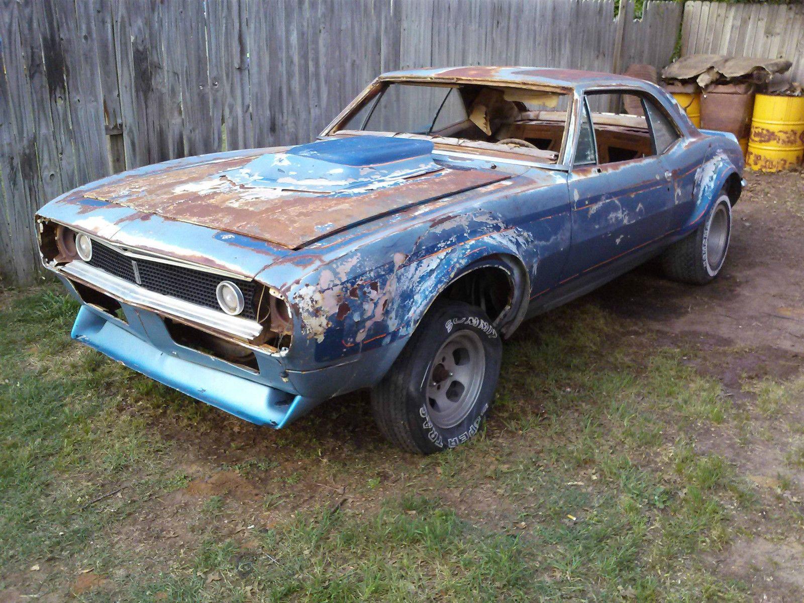 1967 Camaro Maintenance/restoration of old/vintage vehicles: the ...