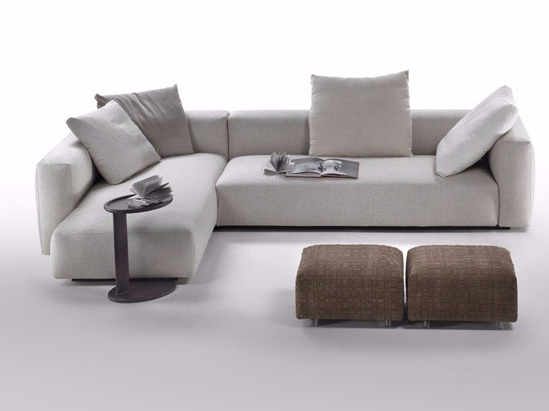 Lario 2016 Sofa With Chaise Longue Lario Collection By Flexform