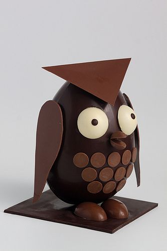 Chocolate Easter Cake / Mona de Pasqua 2014 by cuinaperllaminers.