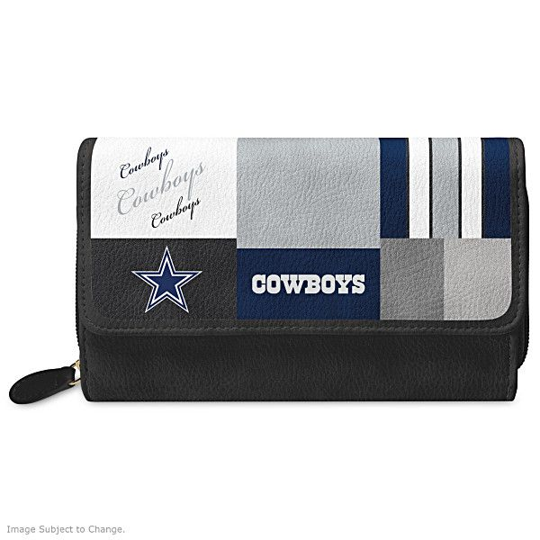 dallas cowboys women wallet