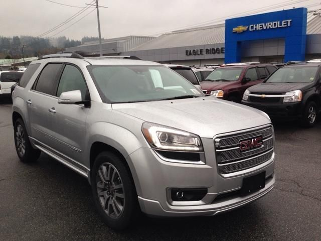 New 2014 GMC Acadia Denali AWD Auto for sale - Coquitlam - Eagle Ridge Chevrolet Buick GMC  http://inventory.eagleridgegm.com/new http://facebook.com/eagleridgegm http://twitter.com/eagleridgegm