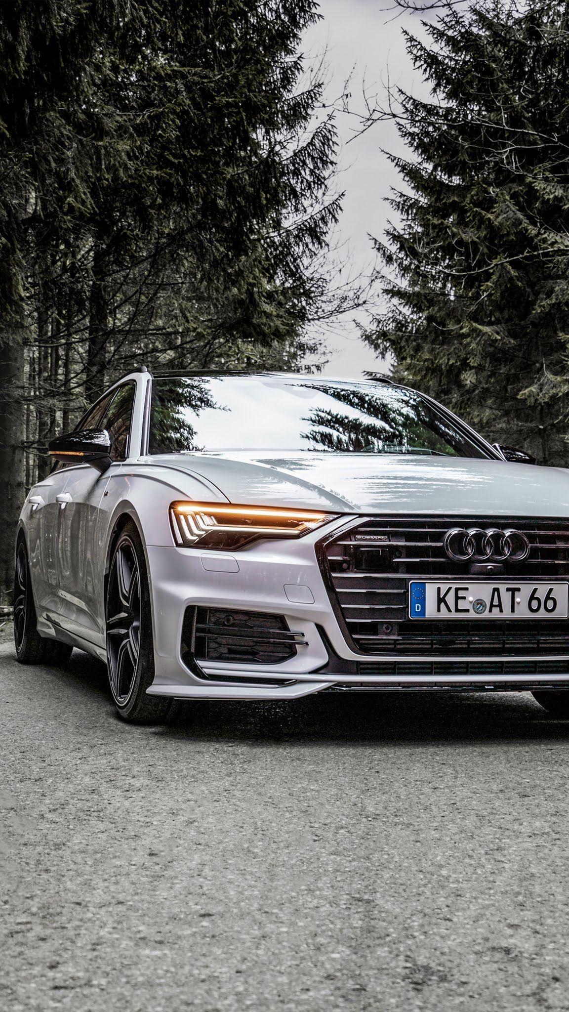 Abt Audi A6 Tdi Avant 2019 Mobile Wallpaper In 2020 Audi A6 Tdi Audi A6 Audi A6 Avant