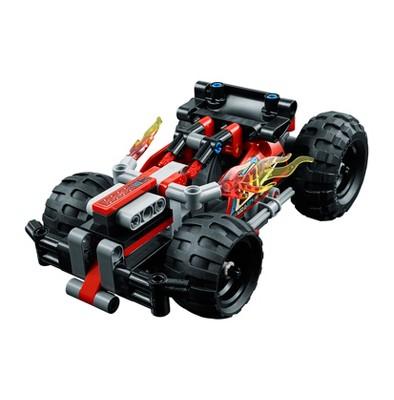 LEGO Technic BASH 139 Pieces 42073 Building Kit
