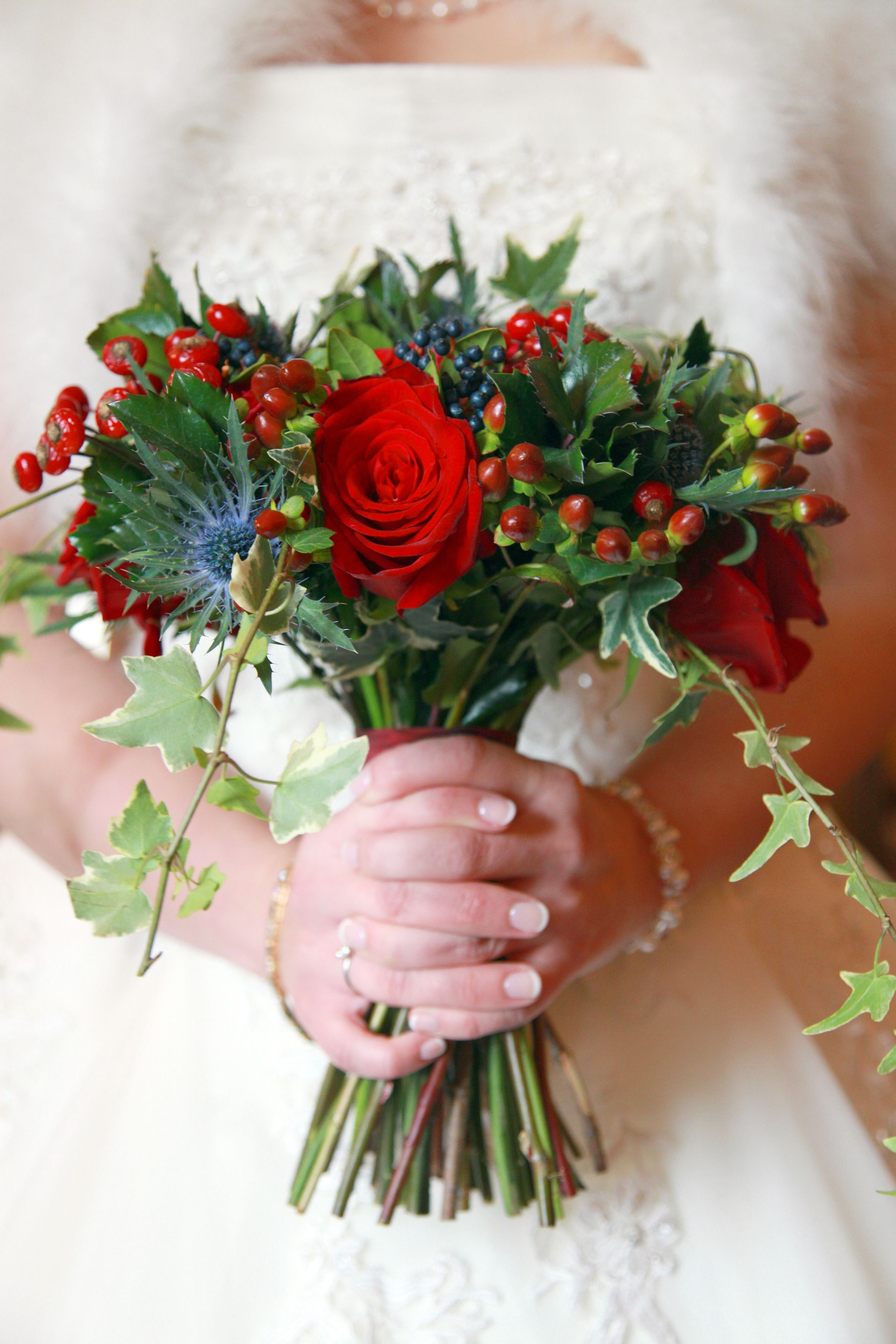 Christmas Romance! Red Grand Prix are SOOOOO Romantic! Flowers by ...