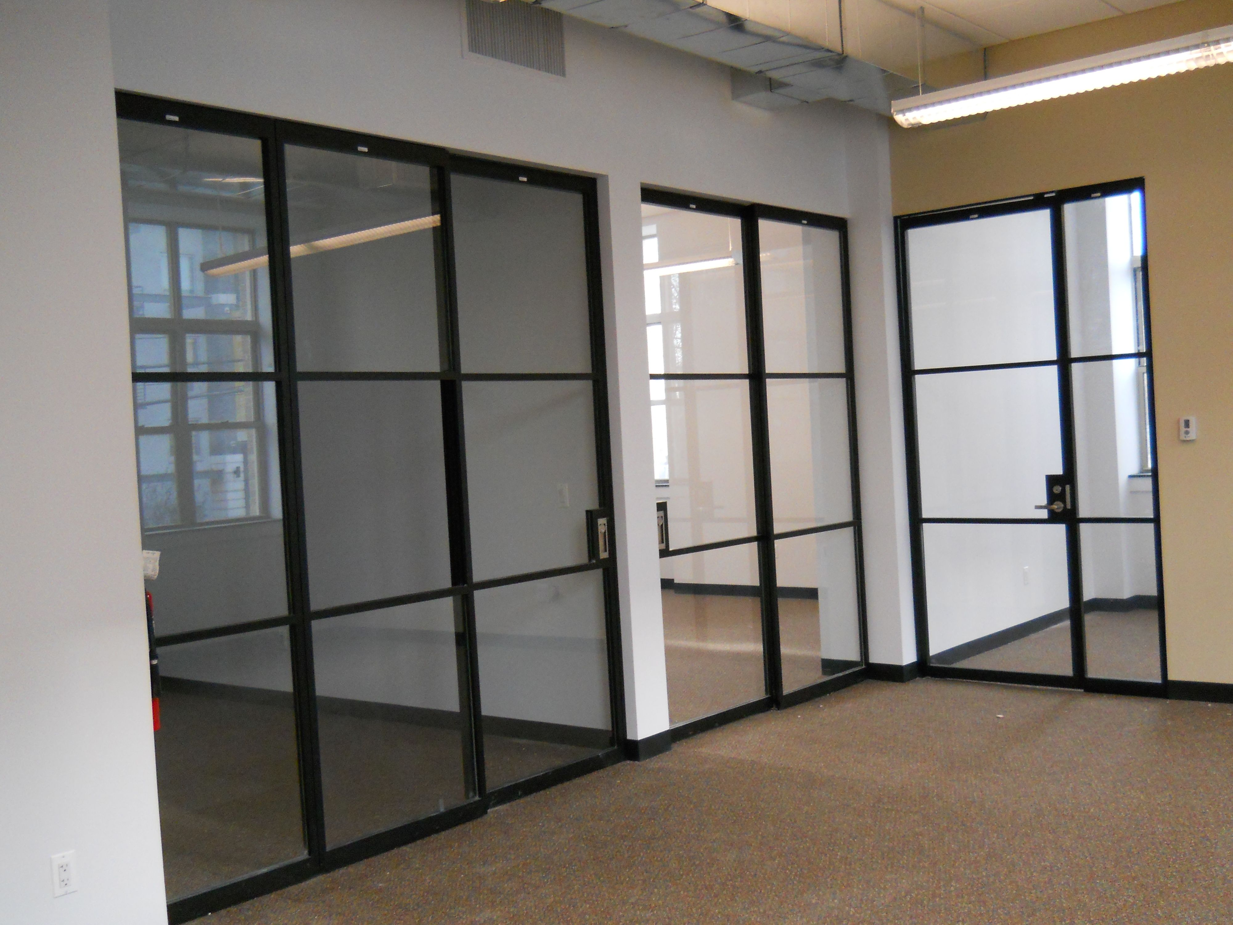 Glass doorspartitions with drywall client siegel san antonio furniture awesome glass sliding door design with aluminum frames exciting wall sliding doors interior design ideas eventelaan Choice Image