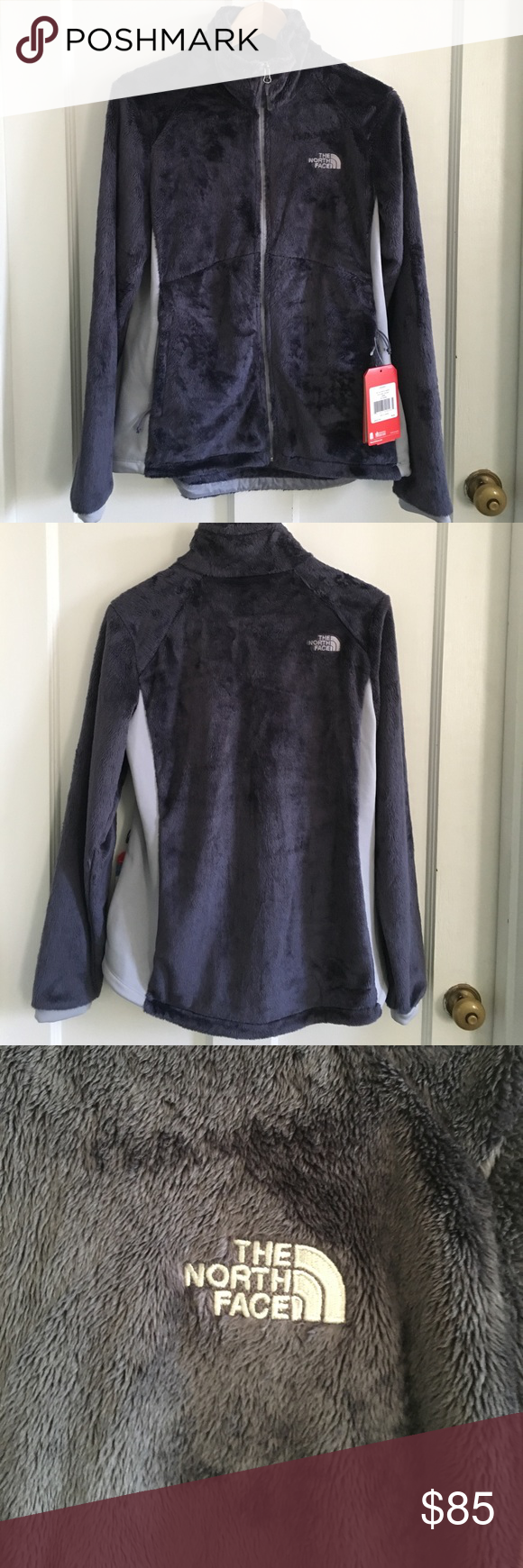 1918b360d The North Face Jacket NWT Women's Tech-Osito Jacket. Active fit ...
