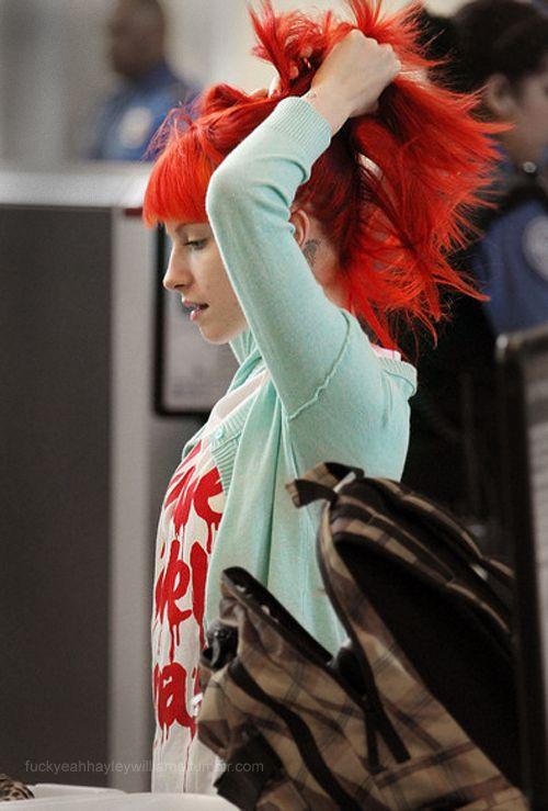 omg. her hair. so beautiful