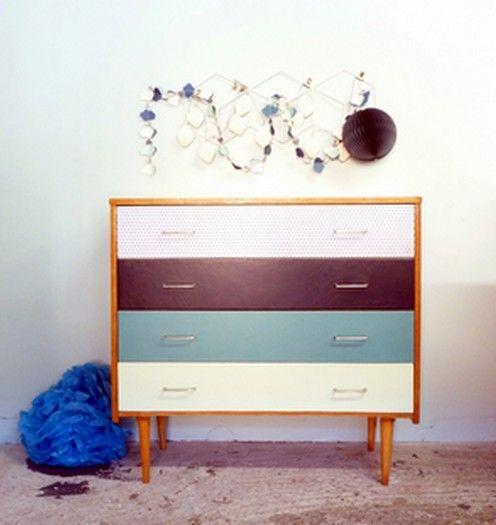 les 25 meilleures id es de la cat gorie commode 4 tiroirs sur pinterest retaper un meuble. Black Bedroom Furniture Sets. Home Design Ideas