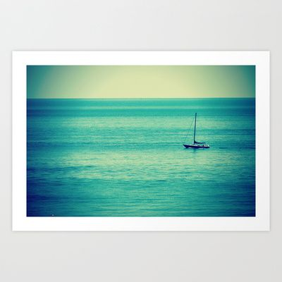 You Will Never Have This Day Again Art Print by RDelean - $19.00