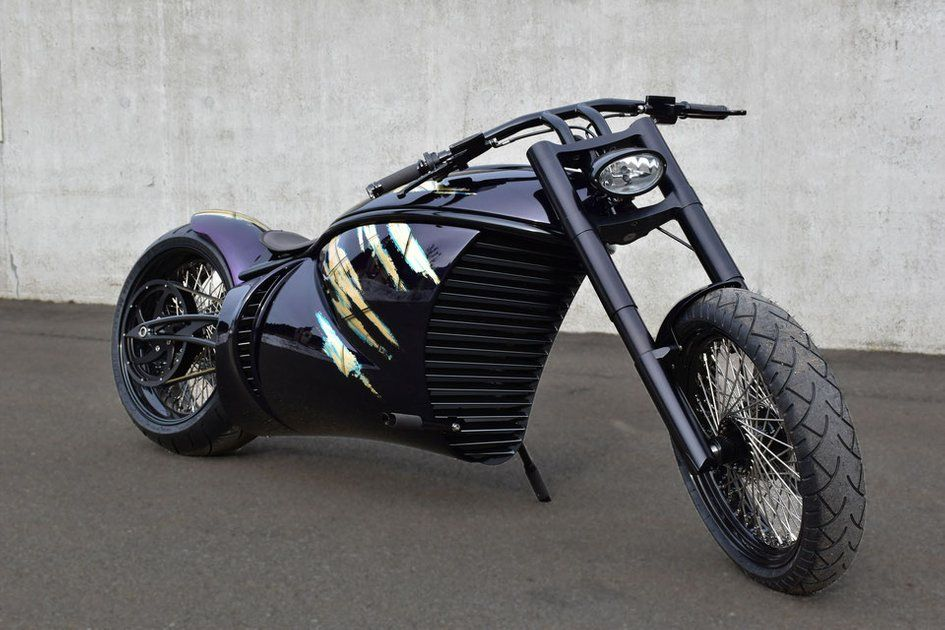 E Bullet The Fastest Electric Chopper With Style Chopper Custom Sport Bikes Electric Motorcycle
