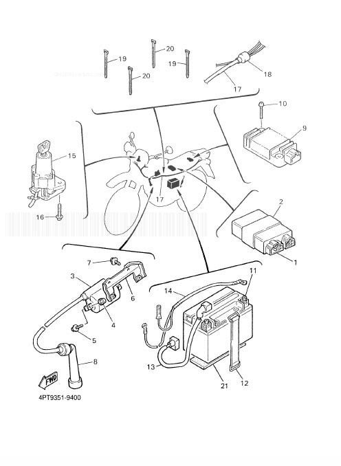 Wiring Diagram PDF: 2002 Xr650l Wiring Diagram
