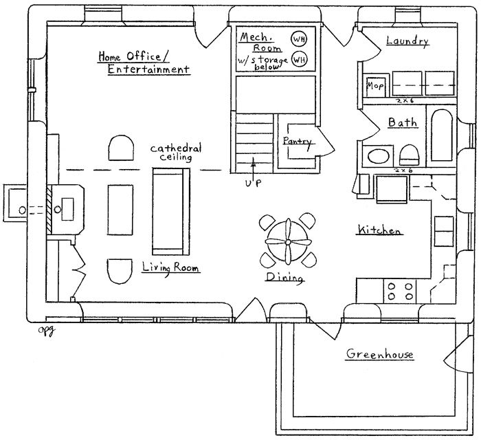 Straw Bale House Plans Affordable House Plans House Plans House Floor Plans