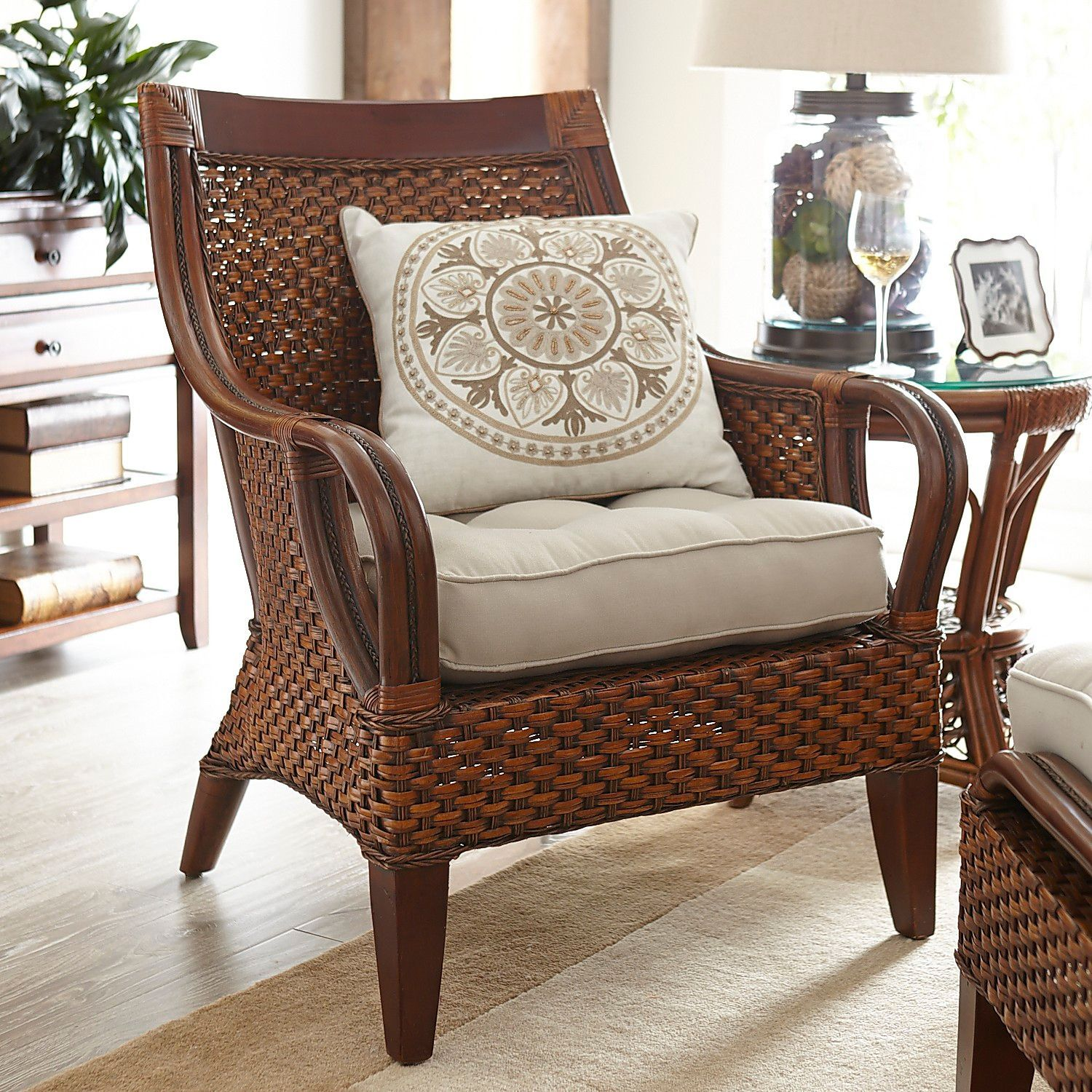 White French Style Bedroom Chair
