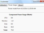 Calculate your PC's energy use #windowssystem