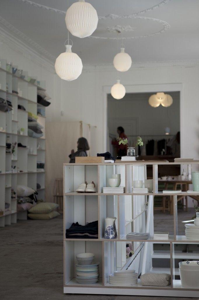 Black shop Copenhagen