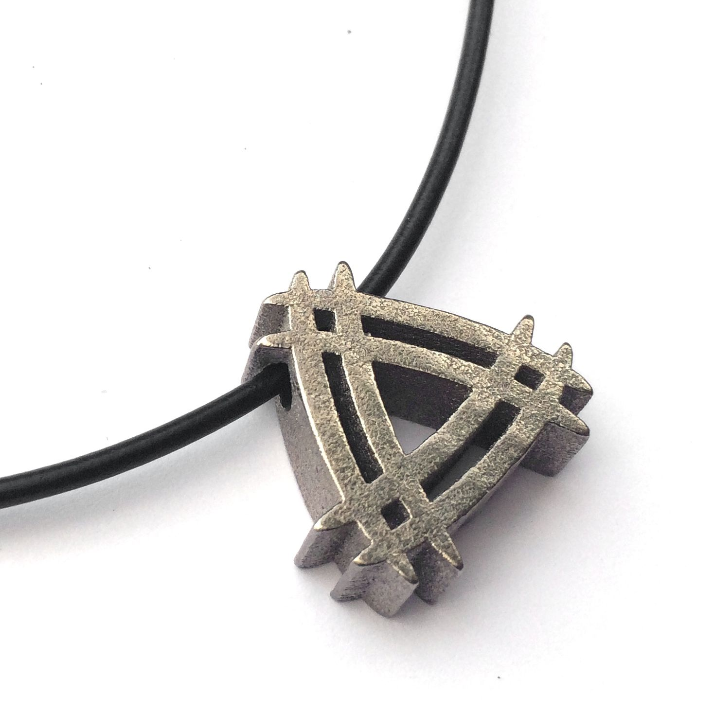 Cool necklaces for guys jewels pinterest futuristic triangles cool necklaces for guys mozeypictures Images