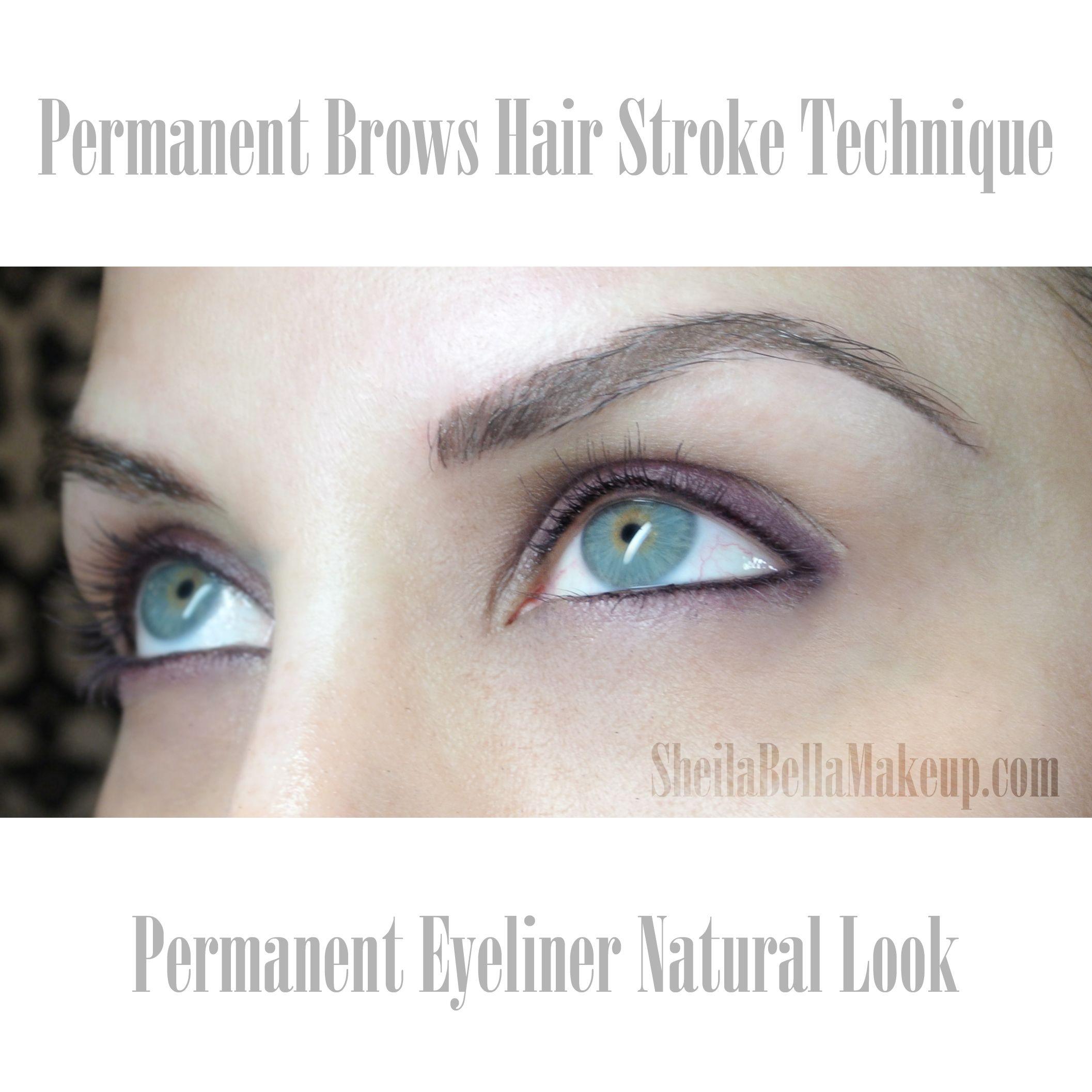 Permanent Makeup By Sheila Bella Perfect Combination Natural