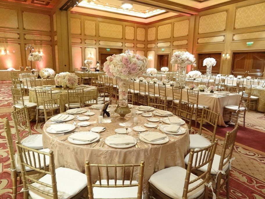 Wedding At The Grand Del Mar Resort In San Diego Gold