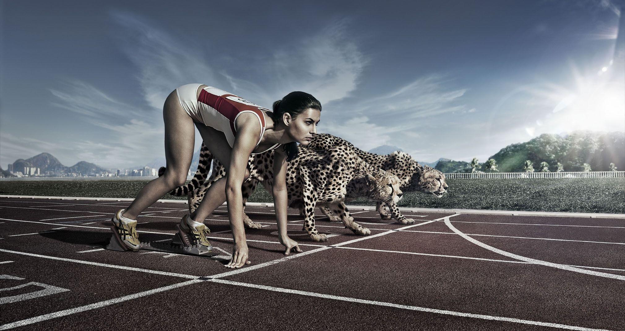 RaceCheetahSpeedSports Sport, Programme entrainement