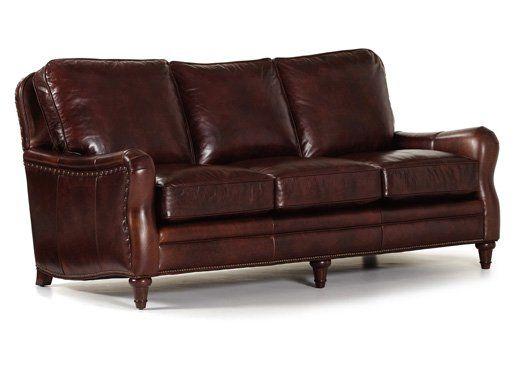 Outstanding Finley Leather Sofa By Randall Allan Awesome Interior Inzonedesignstudio Interior Chair Design Inzonedesignstudiocom