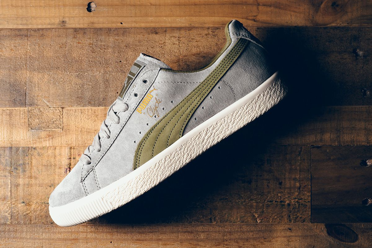 nouveau style 4970d 9fe77 Bobbito Garcia Hooks up Editions of the Puma Clyde & Suede ...