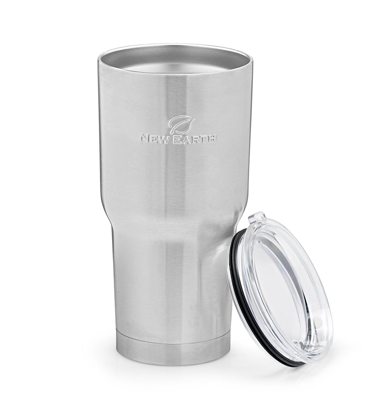 30oz Stainless Steel Tumbler Mug Cup With Lid, Eco