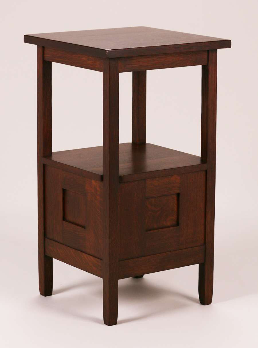 Stickley Brothers Nightstand California Historical Design