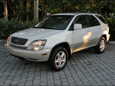 1999 Lexus Rx300 For Sale Auto Haus Of Fort Myers Florida Fort Myers Florida Lexus Fort Myers