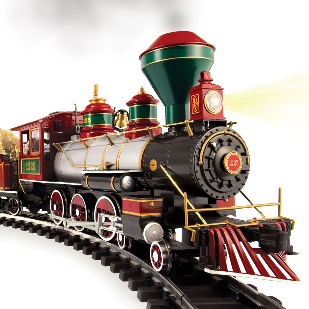 The Holiday Tradition Train - Hammacher Schlemmer # ...