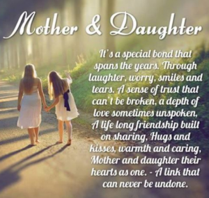 28 short and inspiring mother daughter quotes daughters