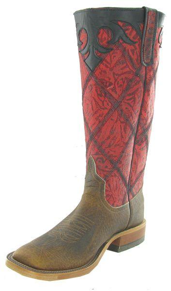 200a74b7dbd CowboyWarehouse: Anderson Bean Cowboy Boots Distressed American ...