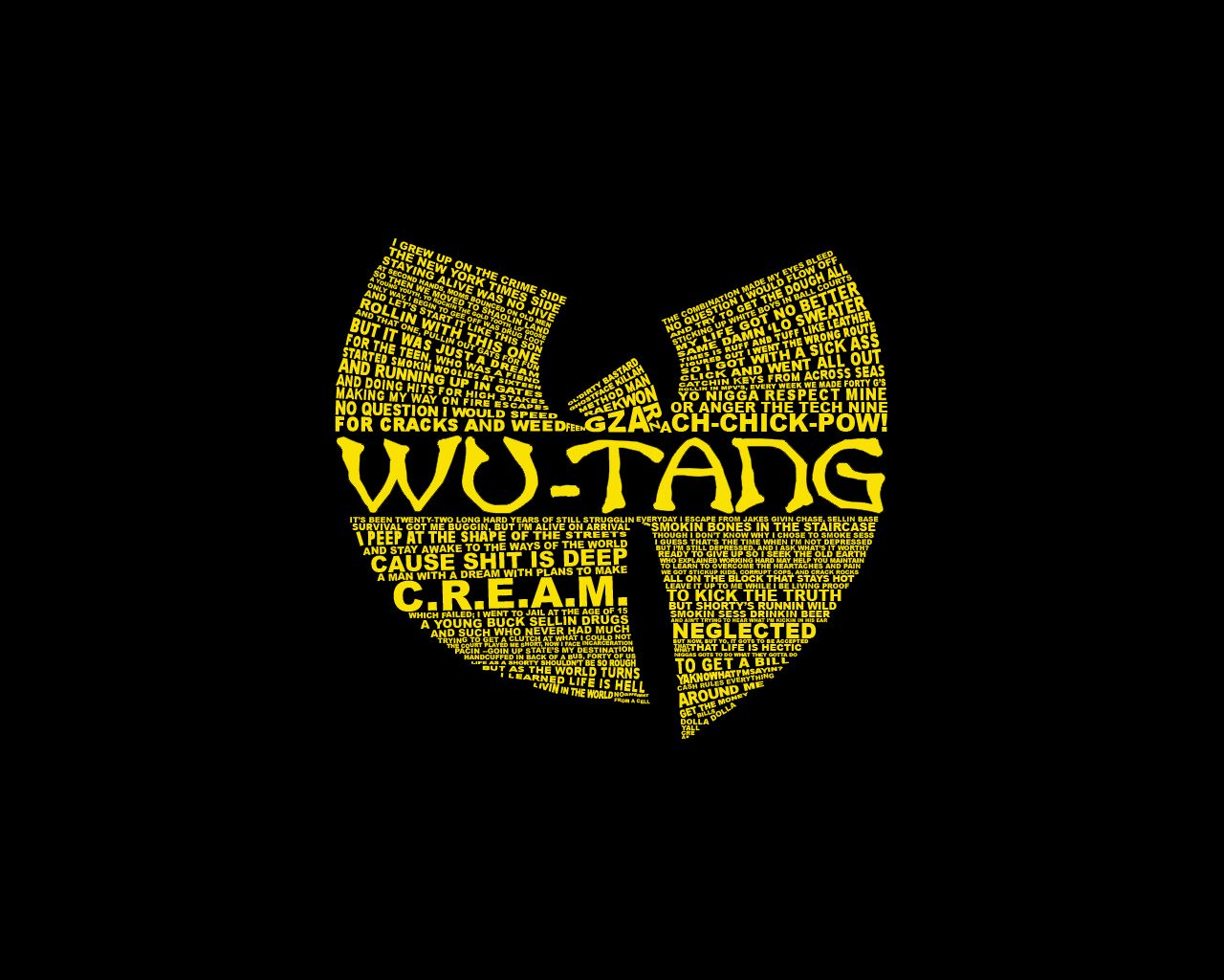 Wu tang clan keep watch my son hip hop pinterest wu tang im not saying you should fuck wit them but if you do you should remember that wu tang clan aint nothin to fuck wit pooptronica