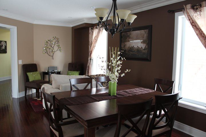 Living dining room combo | Living dining combo, Interior ...