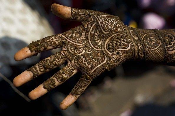 Traditional Indian Henna Art India Henna Mehndi Henna Art