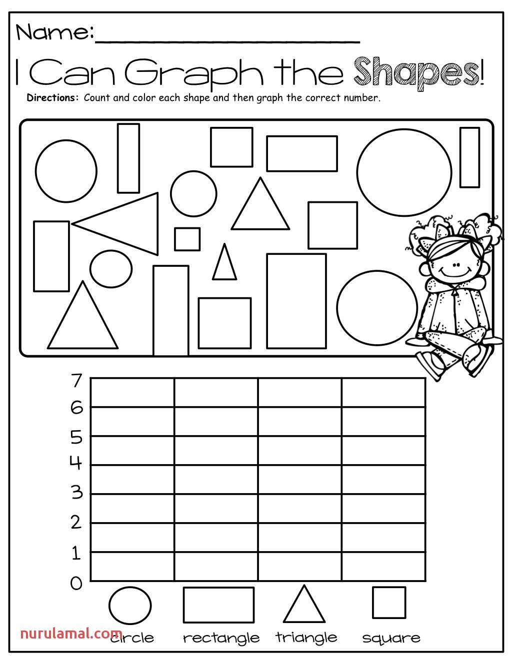 Tally Chart Worksheet Printable In